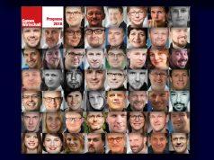 Mehr als 50 Experten der deutschen Spiele-Branche beteiligen sich an der GamesWirtschaft Prognose 2018.