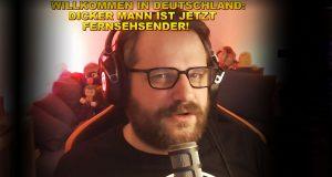 """Erster Live-Stream 2018 als """"Fernsehsender"""": Letsplayer Erik Range hat eine Rundfunklizenz für GronkhTV beantragt."""