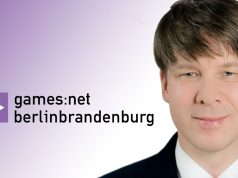 Stephan Bauers ist Ansprechpartner der Gamesbranche bei Games-Net.