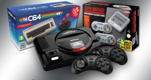 SEGA, Nintendo, Atari: Retro-Konsolen bringen das Lebensgefühl der 80er und 90er zurück in die Wohnzimmer.