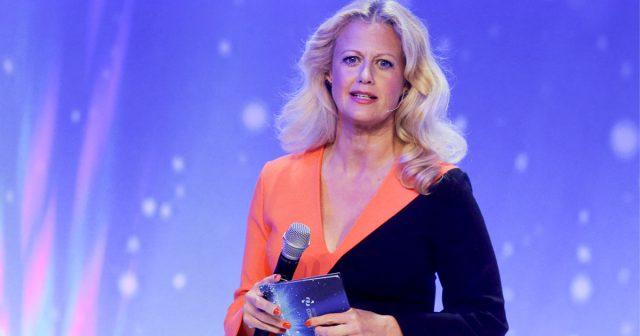Deutscher Computerspielpreis 2018: Barbara Schöneberger übernimmt erneut die Moderation (Foto: Franziska Krug/Getty Images für Quinke Networks)