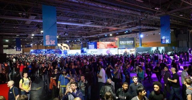 Vorbild der EGX Berlin 2018: Das Original aus Birmingham gilt als eines der größten Spiele-Events in Großbritannien.