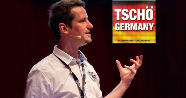 Guido Schmidt ist Game Director bei Paradox Interactive in Schweden.