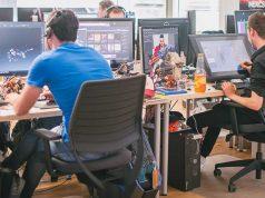 Mittlerweile beschäftigt Goodgame Studios am Standort Hamburg rund 240 Mitarbeiter (Foto: GGS)