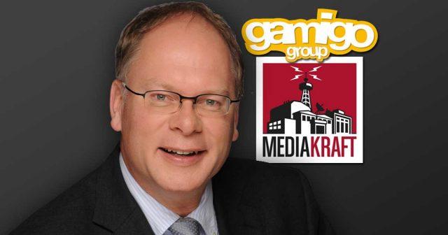 Gamigo-CEO Remco Westermann wird zusätzlich Geschäftsführer bei Mediakraft.