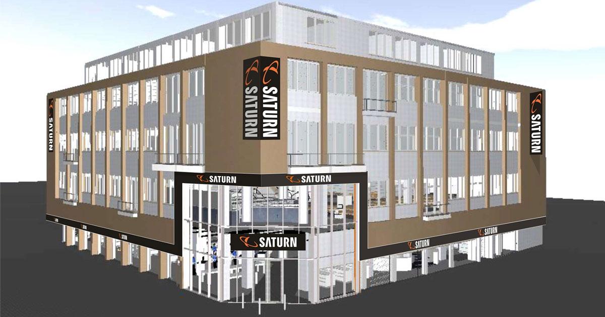 Saturn Baut Neuen Flagship Store In Köln Update Gameswirtschaftde