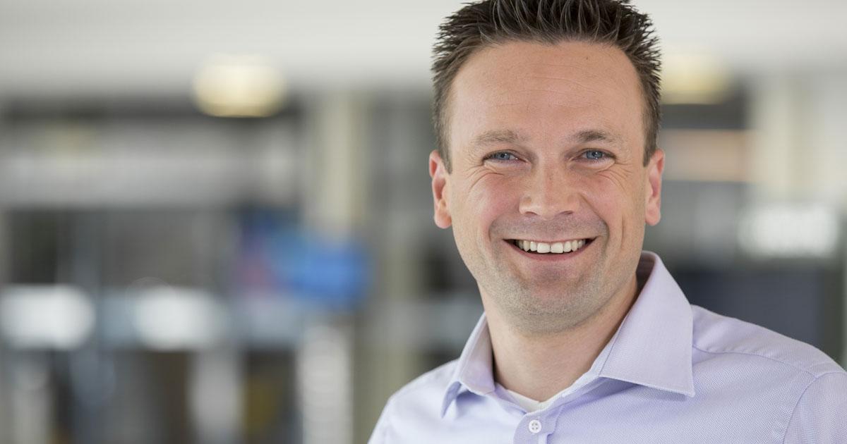 Stephan Harms, COO Daedalic Entertainment und Geschäftsführer Daedalic Bavaria