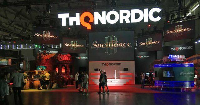 THQ Nordic überspringt die E3 2018 und präsentiert die Neuheiten auf der Gamescom 2018.