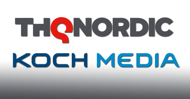 THQ Nordic übernimmt 100 Prozent der Koch Media GmbH inklusive aller Deep-Silver-Marken.