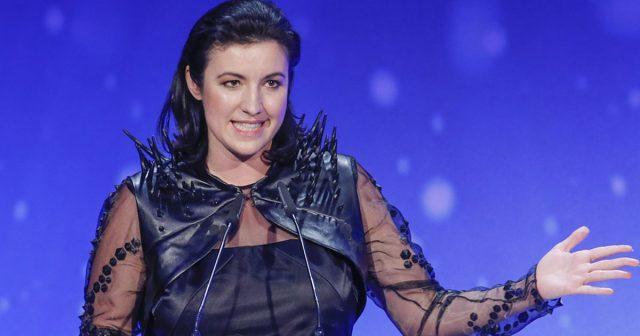 Bis 2017 bekleidete Dorothee Bär (CSU) den Jury-Vorsitz beim Deutschen Computerspielpreis - jetzt wird sie Staatsministerin für Digitales (Foto: DCP / Quinke Networks / Isa Foltin)