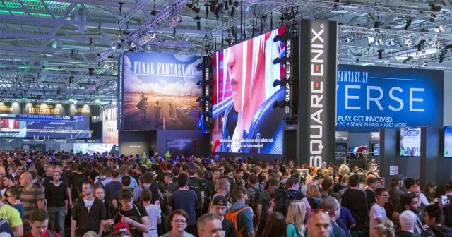Gamescom 2018 Aussteller: Auch Square Enix hat die erneute Teilnahme bestätigt.
