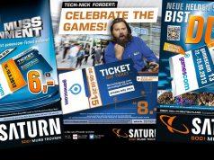 Im Gegensatz zu den Vorjahren bieten die Saturn-Märkte für die Gamescom 2018 keine Tickets mehr im Vorverkauf an (Abbildungen: MediaMarktSaturn Retail Group)