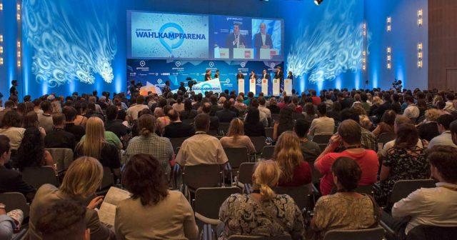 Die Veranstalter des Gamescom Congress 2018 rufen zur Einreichung von Themen und Vorträgen auf (Foto: KoelnMesse / Oliver Wachenfeld)