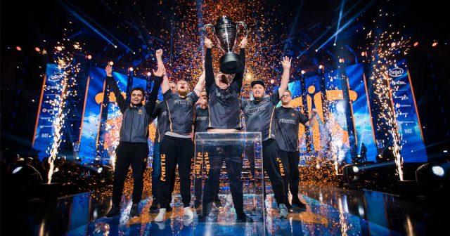 Turniere wie die Intel Extreme Masters im polnischen Katowice werden mit immer größerem Aufwand inszeniert (Foto: ESL / Helena Kristiansson)