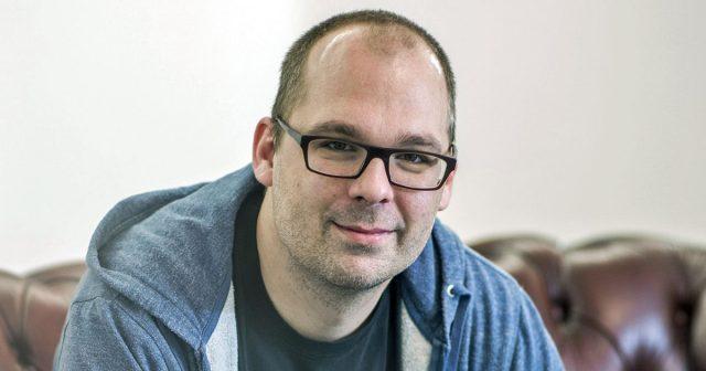 Klaas Kersting, Gründer und CEO der Flaregames GmbH in Karlsruhe