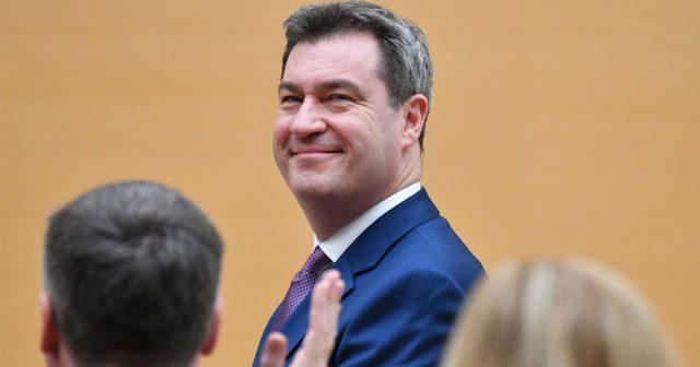 Bayerns neuer Ministerpräsident Markus Söder (CSU) ernennt einen eigenen Minister für Digitales und Medien (Foto: Bildarchiv Bayerischer Landtag)