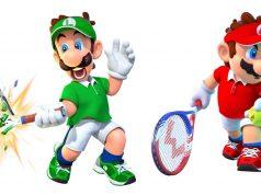 """""""Mario Tennis Aces"""" erscheint am 22. Juni 2018 für Nintendo Switch."""