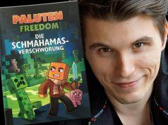 Die Schmahamas-Verschwörung: Youtube-Star Paluten geht unter die Roman-Autoren.