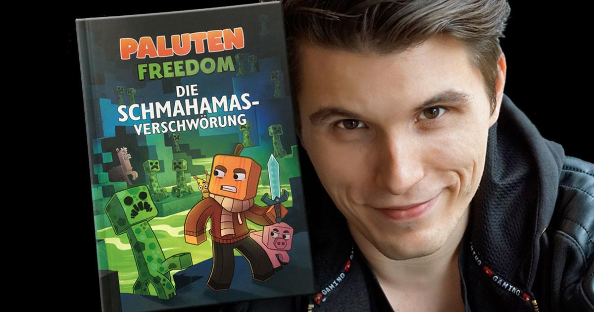 Die SchmahamasVerschwörung YoutubeStar Paluten Veröffentlicht - Minecraft spielen youtube