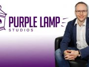 Harald Riegler ist Gründer und CEO von Purple Lamp Studios in Wien (Foto: Purple Lamp / Elena Rachor)