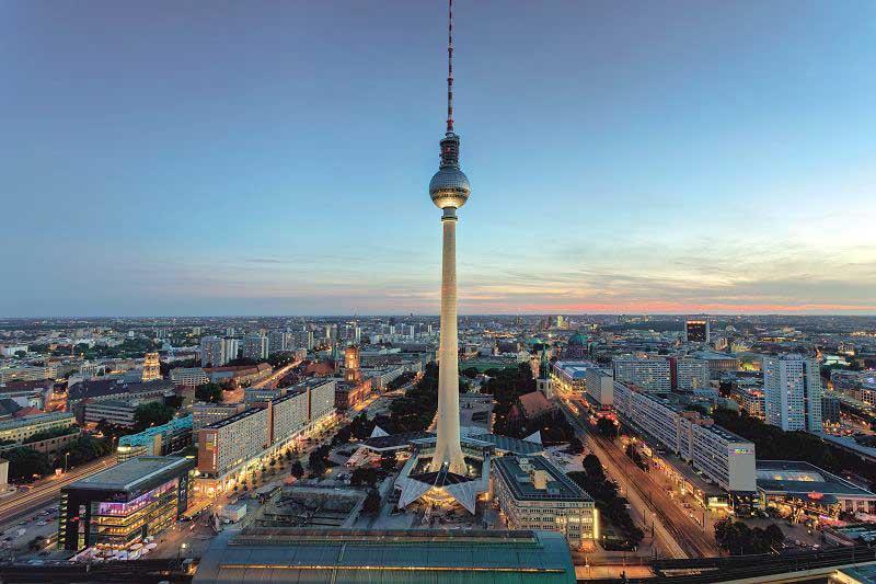 Die QUO VADIS findet in einer der schönsten Städte Europas statt: Berlin (Foto: visitberlin, Wolfgang Scholvien)
