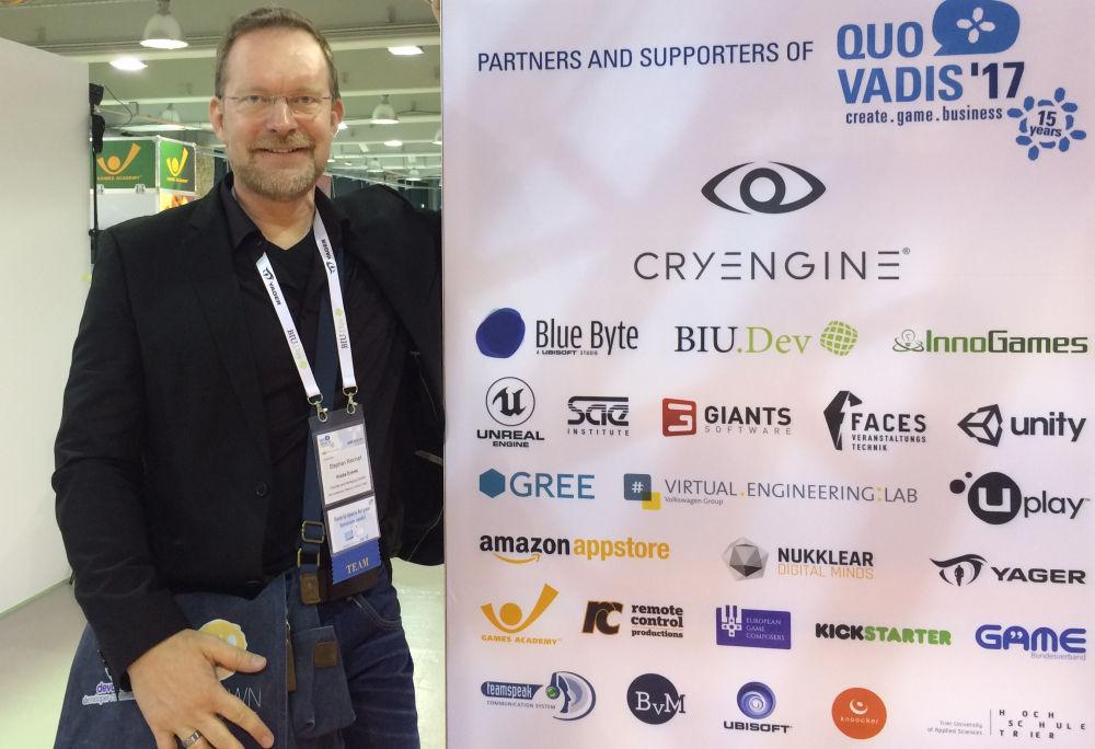 Stephan Reichart, Erfinder der Quo Vadis und inzwischen Head of Devcom