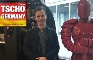 Bernd Diemer ist Franchise Creative Director bei DICE in Stockholm.