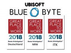 Ubisoft Blue Byte hat sich einem Arbeitgeber-Selbsttest unterzogen - und bestanden.