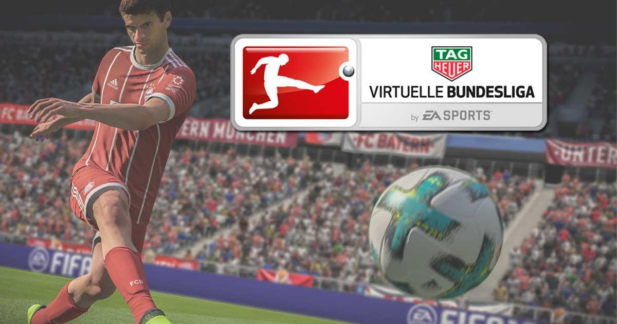 virtuelle bundesliga fifa 18