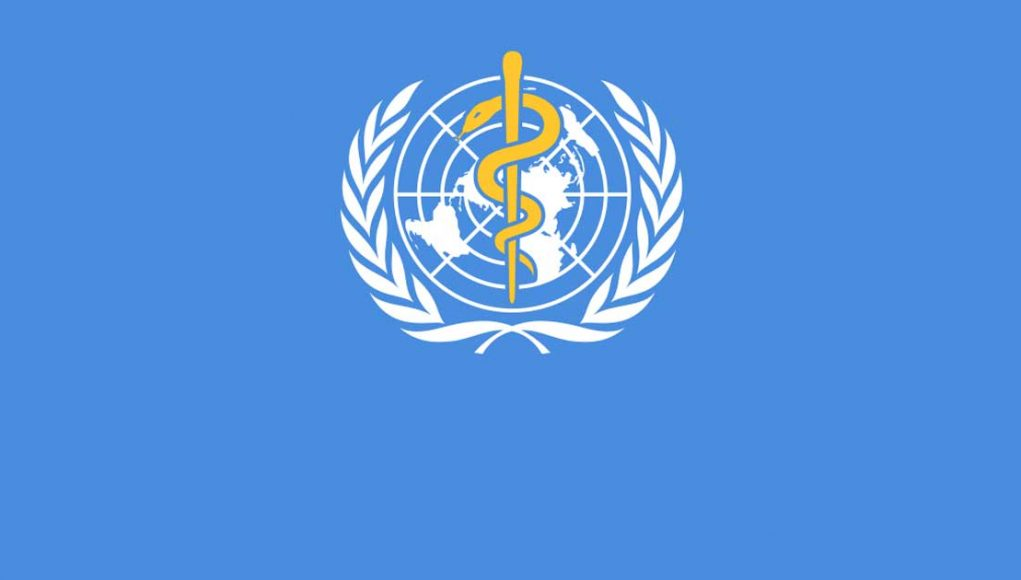 Die Weltgesundheitsorganisation (WHO) will