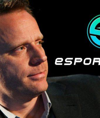 Der ehemalige ESL-Manager Arne Peters steigt als Berater bei eSports.com ein.