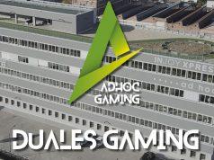 """Das """"ElsterCube"""" im Süden von Gera beherbergt die Büros der Ad Hoc Gaming GmbH."""