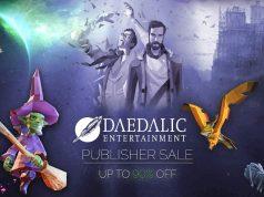 Live-Streams, Premieren und Rabatte sind Teil des Daedalic Publisher Sale 2018 vom 19. bis 23. April.