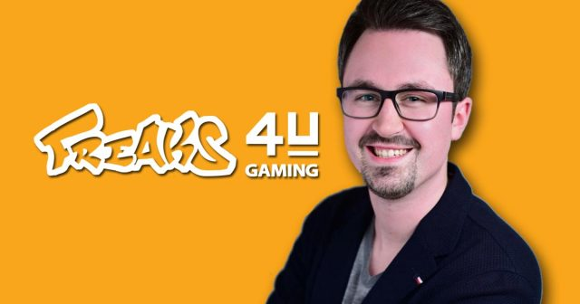 Marco Niemann, Head of New Business & Strategy bei Freaks 4U Gaming