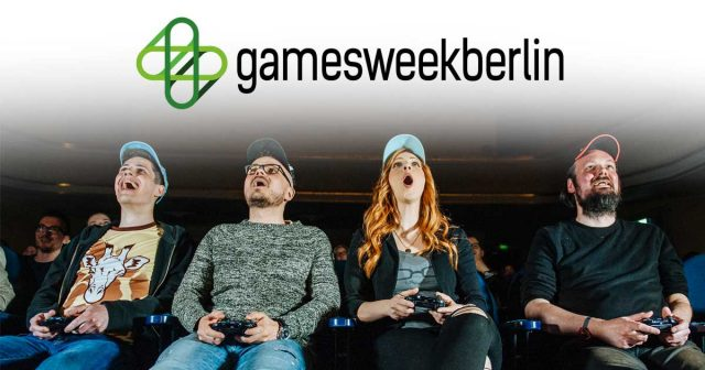Die Games Week Berlin 2018 steigt vom 23. bis 29. April 2018 (Foto: Booster Space / Grzegorz Karkoszka)
