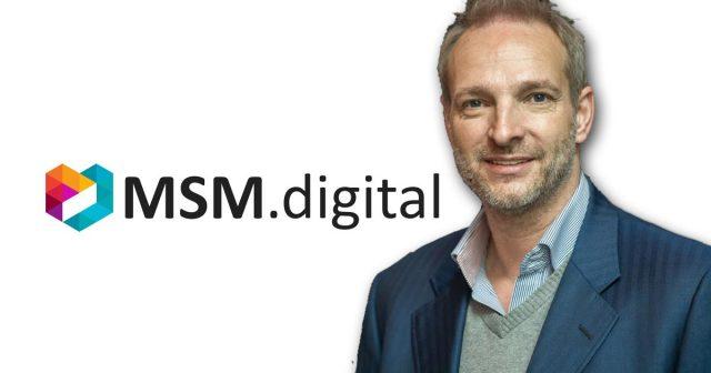 Kommunikations-Experte Torsten Oppermann ist Gründer und Gesellschafter von MSM.Digital.