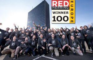 """Fluffy Fairy Games (""""Idle Miner Tycoon"""") gewinnt den Red Herring Europe Award 2018."""