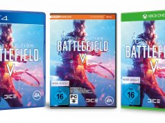 "Frei ab 16 Jahren: ""Battlefield 5"" erscheint ungeschnitten am 19. Oktober 2018 (Abbildungen: Electronic Arts)"