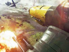 """Der Multiplayer-Shooter """"Battlefield 5"""" (erscheint am 19.10.) spielt vor der Kulisse des Zweiten Weltkriegs - die Serie kommt traditionell ohne verfassungsfeindliche Symbole aus (Abbildung: EA)"""