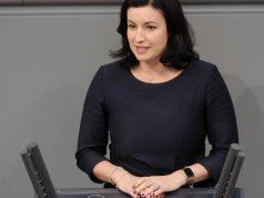 """Dorothee Bär (CSU) veranstaltet gemeinsam mit Investor Frank Thelen das """"Innovation Council"""" (Foto: Deutscher Bundestag/Achim Melde)"""