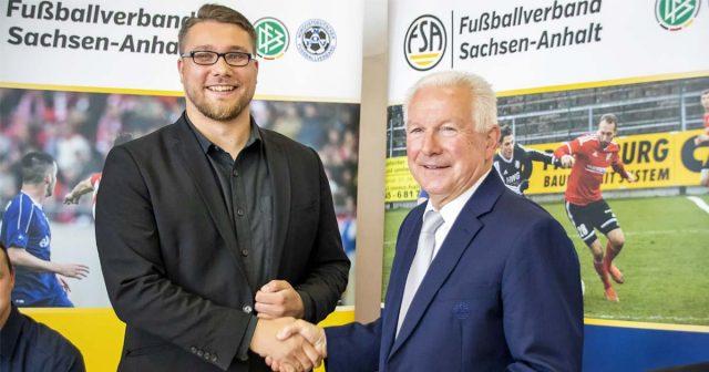 Der Fußballverband Sachsen-Anhalt richtet mit dem ESBD den