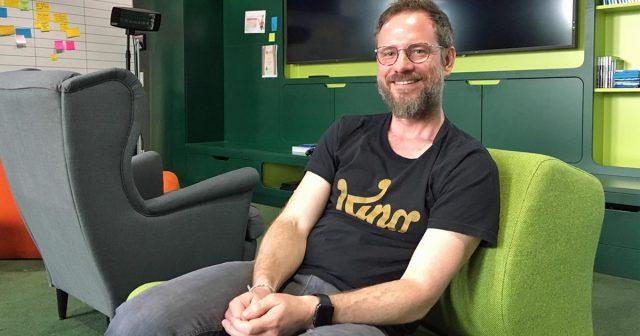 Der King von King in Berlin: Philipp Lanik ist Vice President und Studio General Manager.