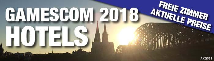 Gamescom Hotels 2018: Freie Zimmer, aktuelle Preise (Werbung)