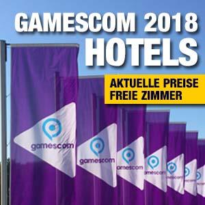 Gamescom 2018 Hotels - Aktuelle Preise - Freie Zimmer