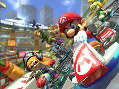 """Als erster Switch-Titel knackt das Nintendo-Rennspiel """"Mario Kart 8 Deluxe"""" die Marke von 500.000 Stück in Deutschland."""