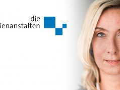 """ZAK-Vorsitzende Cornelia Holsten will die Antragstellung für die Rundfunklizenz """"so unkompliziert wie möglich gestalten"""" (Foto: Annette Koroll Fotos/DLM)"""