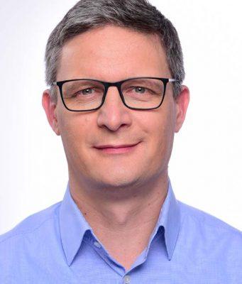 Timm Geyer ist CEO des Casual-Games-Publishers Spil Games in Hilversum (Foto: Spil Games)
