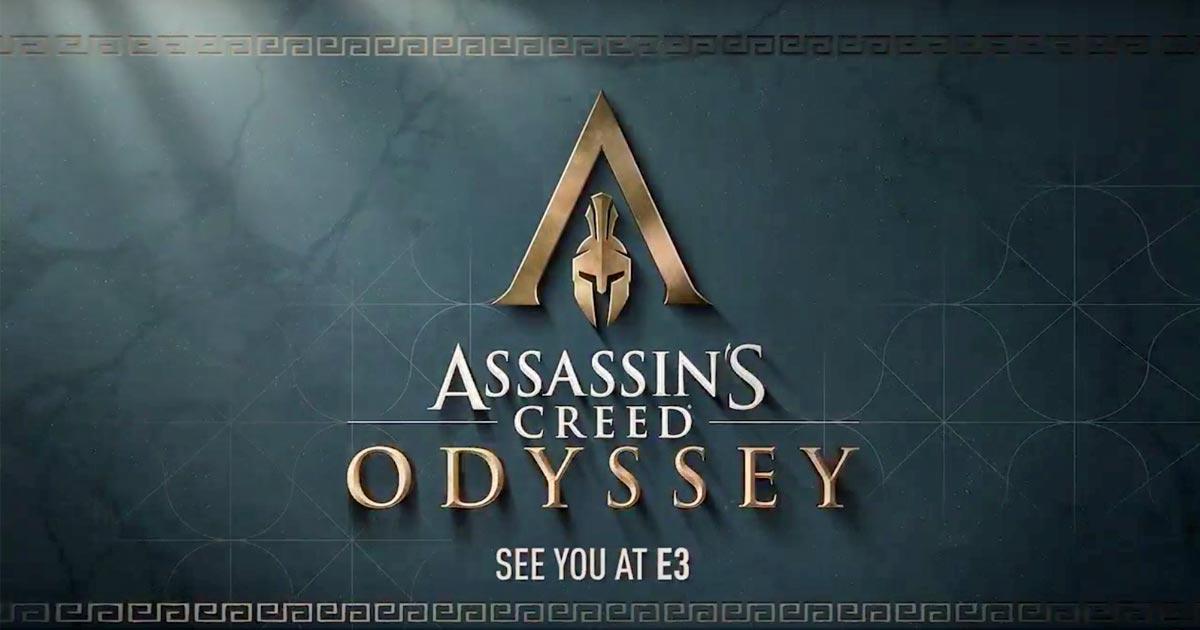 """Erscheint """"Assassin's Creed Odyssey"""" noch 2018? Die Ubisoft-E3-Pressekonferenz am 11. Juni wird es zeigen (Abbildung: Ubisoft)"""