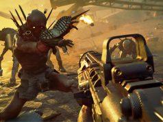 """Bethesda E3 Showcase 2018: Der turbulente Ego-Shooter """"Rage 2"""" erscheint im Frühling 2019 (Abbildung: Bethesda)"""