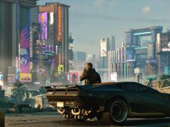 """""""Cyberpunk 2077"""" spielt in der futuristischen Metropole """"Night City"""" (Abbildung: CD Projekt Red)"""